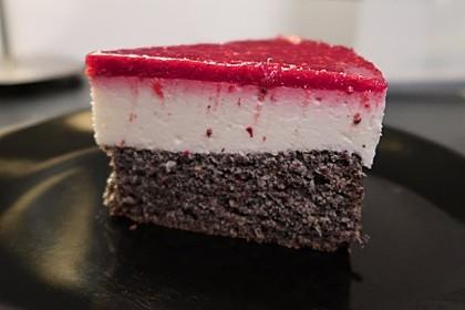 Topfen-Mohn-Torte 2