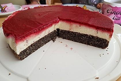 Topfen-Mohn-Torte 3