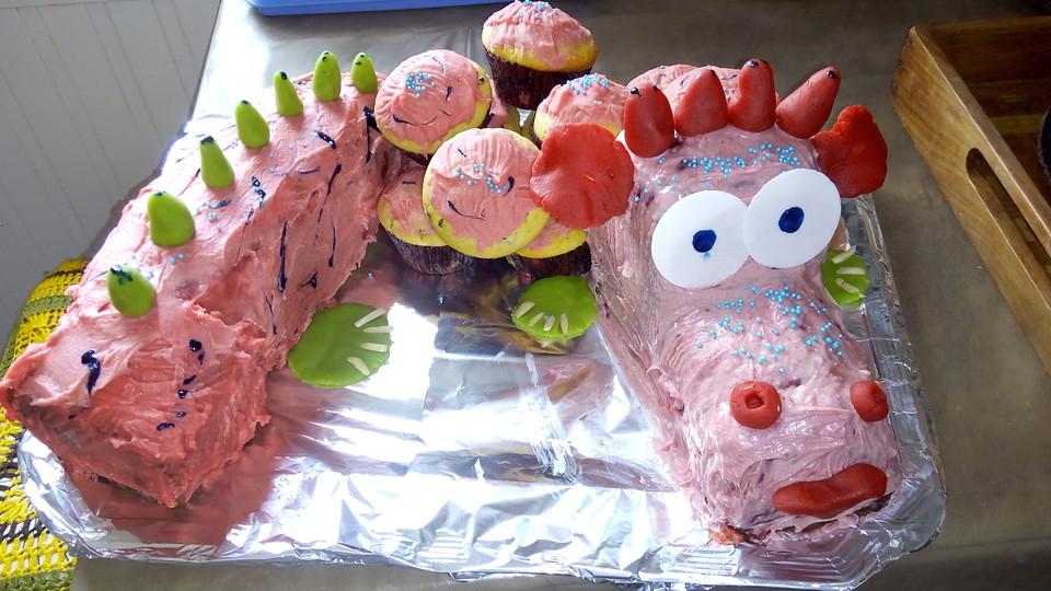 Drachenkuchen Von Kruemelmaren Chefkoch De