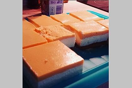 Buttermilch-Sahne Kuchen