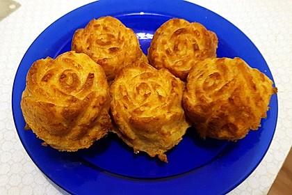 Tomaten-Feta Muffins 1