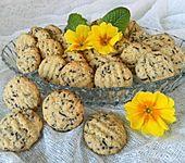 Cookies mit Haferflocken und Mandeln (Bild)