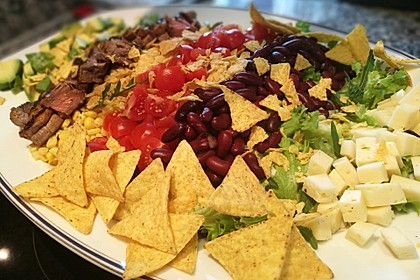 Salat Mexican Style 5