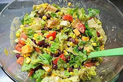 Salat Mexican Style 1