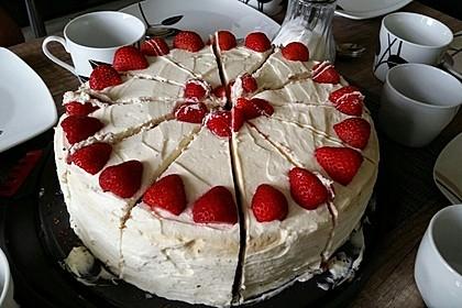 Steffies Kirsch-Sahne-Vanillecreme-Torte