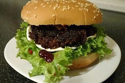 Mc's Mädels-Burger
