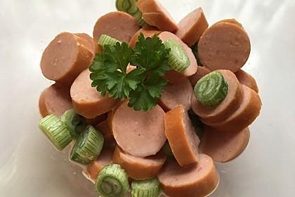 Bockwurstsalat (Bild)
