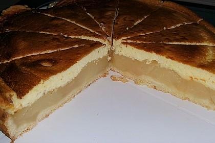 Birnen-Sekt-Kuchen
