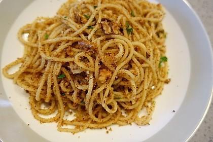 Spaghetti nach Art der Bäcker