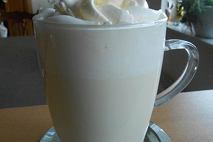 Raffaello White Hot Chocolate 2