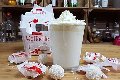 Raffaello White Hot Chocolate