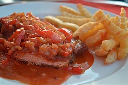 Paprika-Rahm-Schnitzel 2