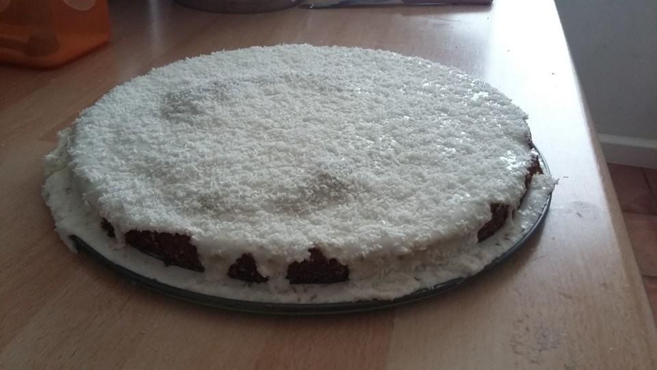 Bananen Kokos Kuchen Von Kumpelblase7 Chefkoch De