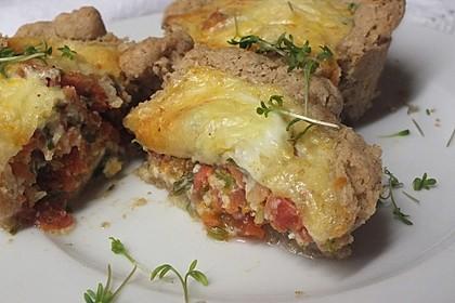 Tomaten-Feta-Muffins 1