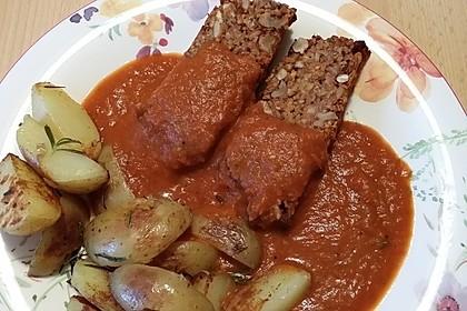 Veganer Nussbraten