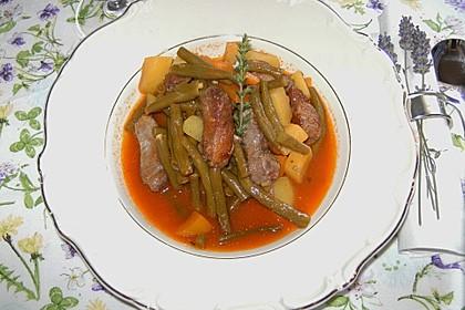 Bohnen-Paprika-Topf 1