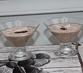 Schokoladen-Nuss-Joghurt