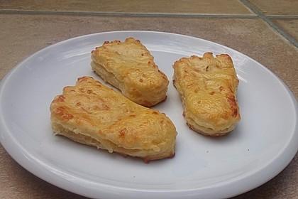 Double Cheese Käsefüße
