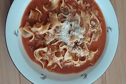 Lasagnesuppe 1