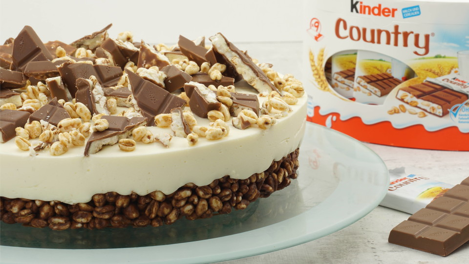 Kinder Country Torte Von Evas Backparty Chefkoch De