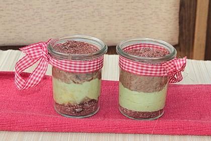 Avocado-Schoko-Creme/Mousse 5