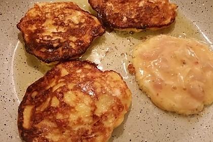 """Hühnerbrust-""""Koteletts"""" mit Käse (Bild)"""