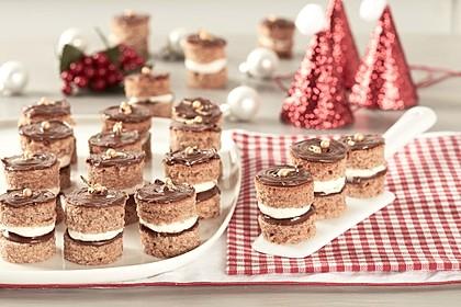 Weihnachts-Küchlein mit nutella®