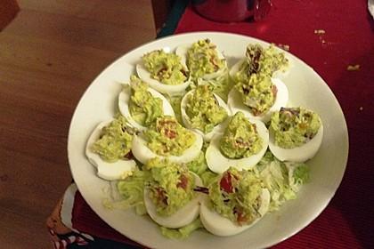 Guacamole Eier 10