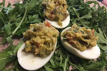 Guacamole Eier 12
