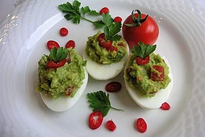Guacamole Eier 3