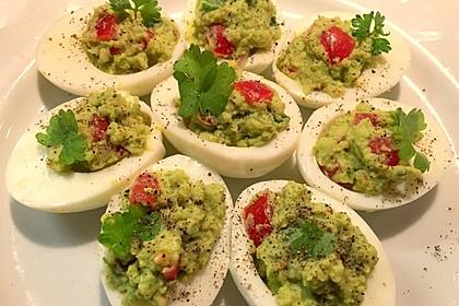 Guacamole Eier
