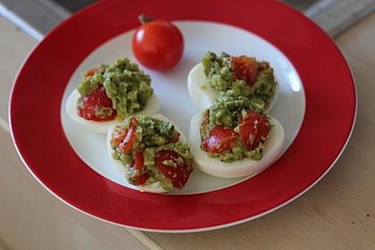 Guacamole Eier (Bild)