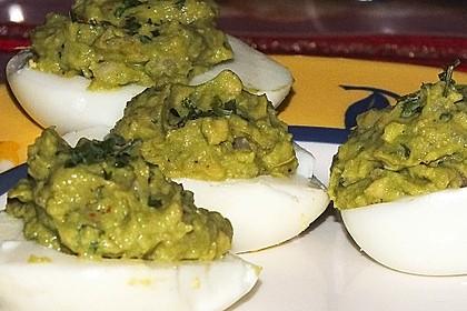 Guacamole Eier 9