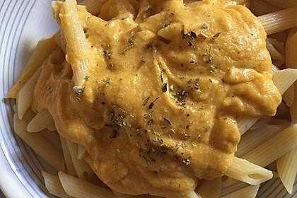 Vegane Mac und Cheese