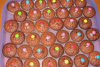 American Brownie Muffins 44