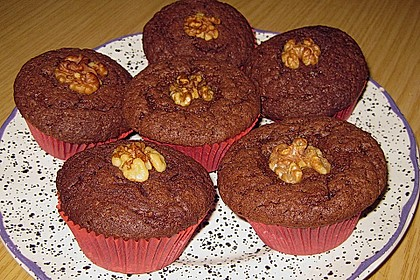 American Brownie Muffins 59
