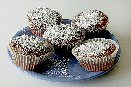American Brownie Muffins 18