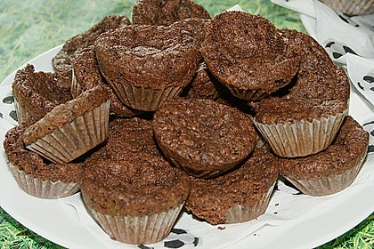 American Brownie Muffins 28