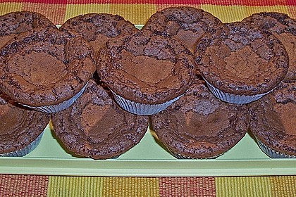 American Brownie Muffins 60