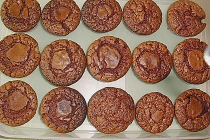 American Brownie Muffins 31