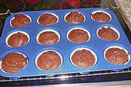 American Brownie Muffins 87