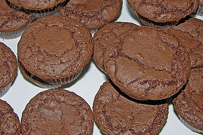 American Brownie Muffins 33