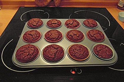 American Brownie Muffins 58