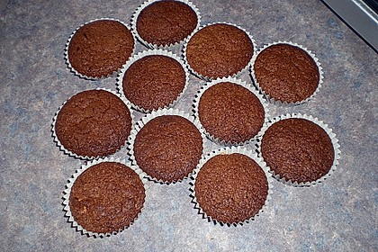 American Brownie Muffins 36