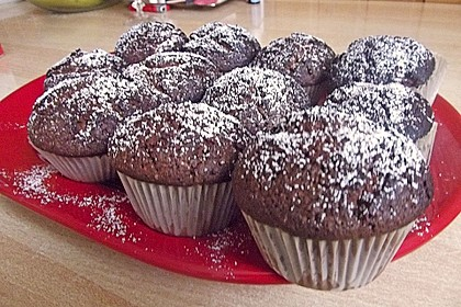American Brownie Muffins 35