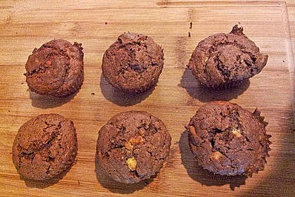 American Brownie Muffins 88