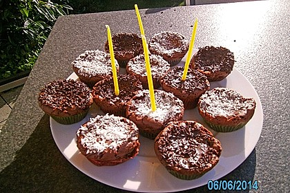 American Brownie Muffins 68