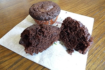 American Brownie Muffins 19