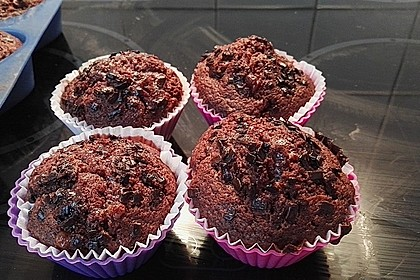 American Brownie Muffins 2