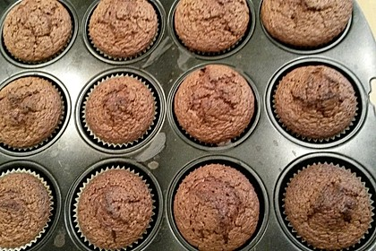 American Brownie Muffins 67